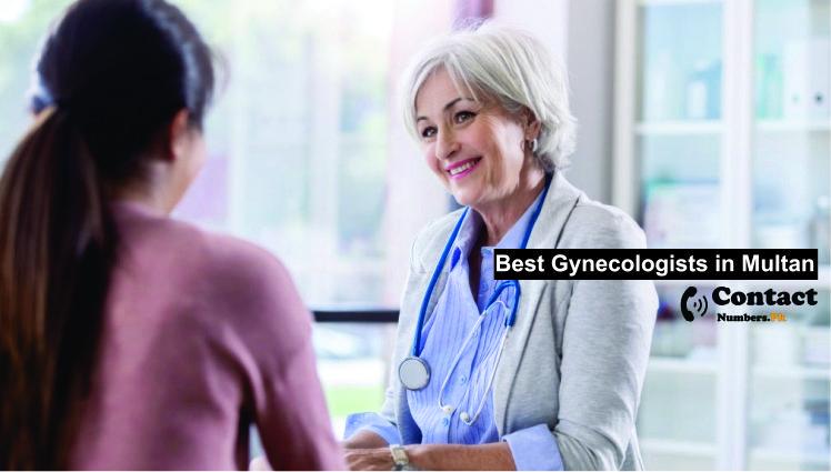 senior gynecologist