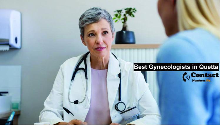 gynecologists in balochistan