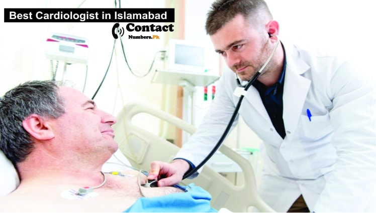 best cardiologist in islamabad