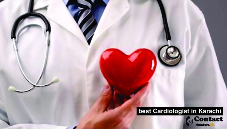 best cardiologist in karachi