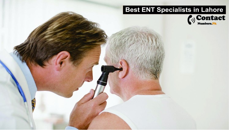 best ent specialists in lahore