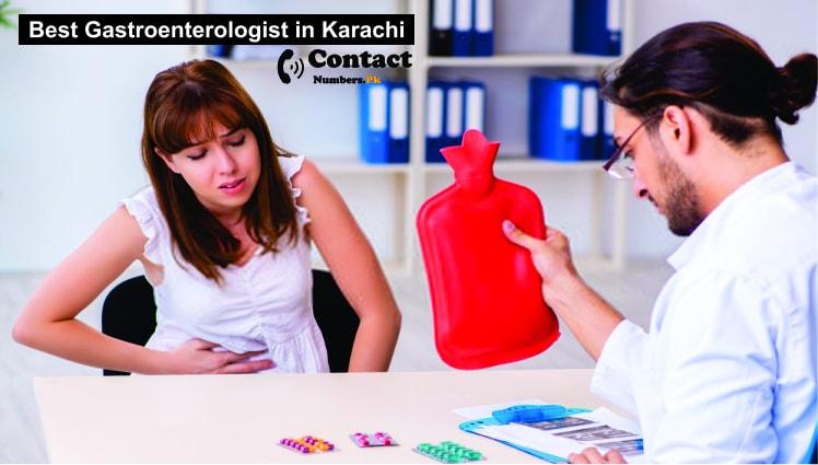 best Gastroenterologist in karachi