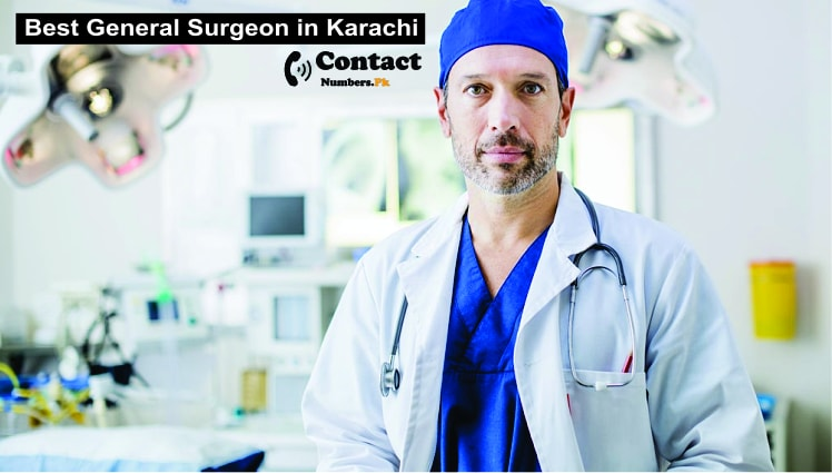 best general surgeon in karachi