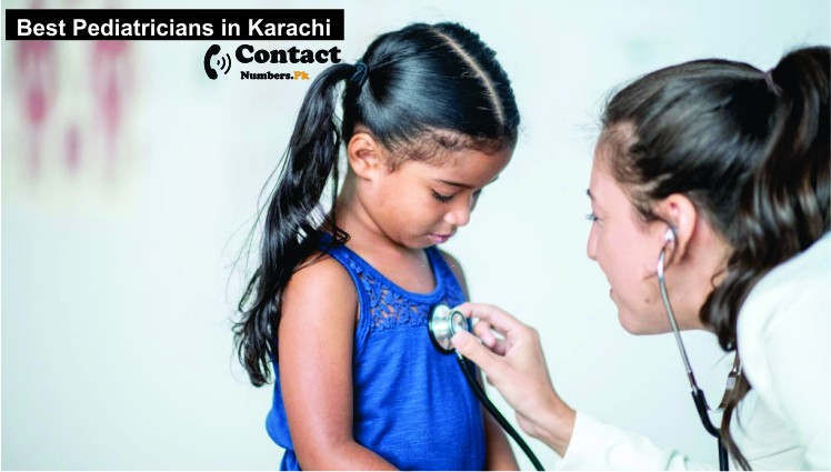 best pediatrician in karachi