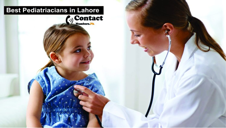 best pediatrician in lahore