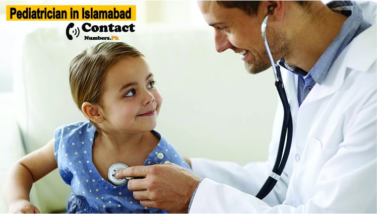 best pediatricians in islamabad