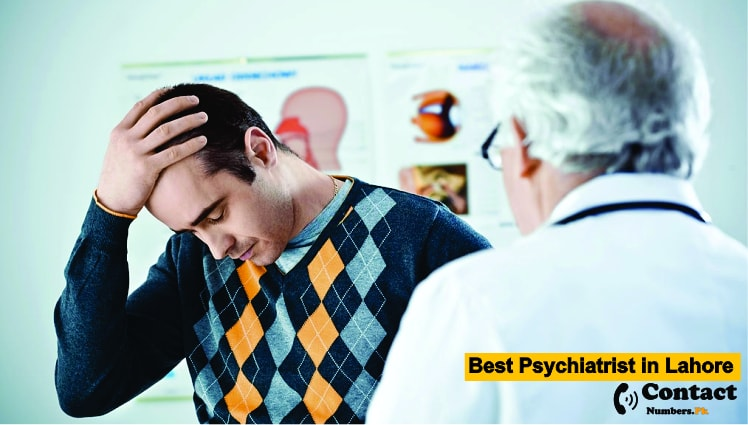 best psychiatrist in lahore