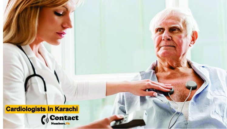 top cardiologist in karachi
