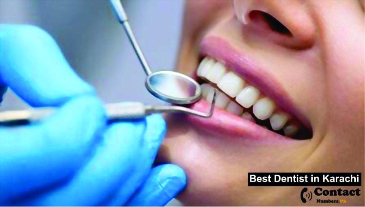 top dentist in karachi
