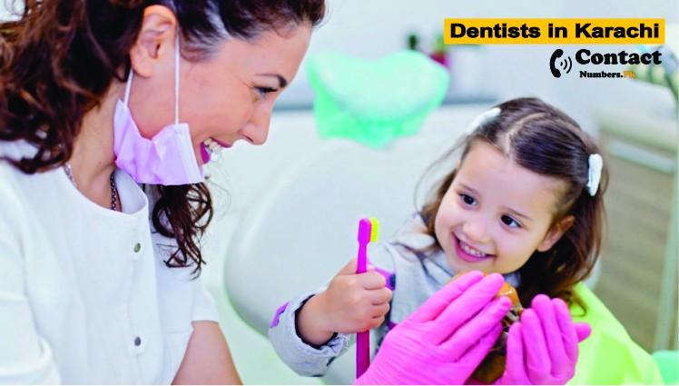 top dentists in karachi