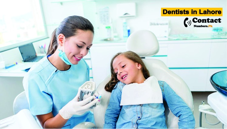 top dentists in lahore