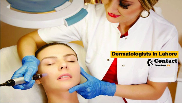 top dermatologist in lahore