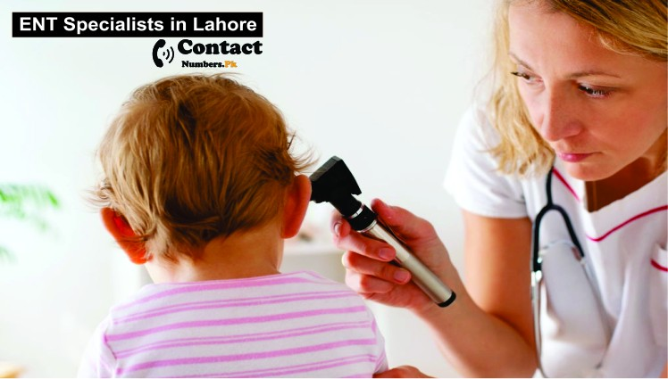top ent specialist in lahore
