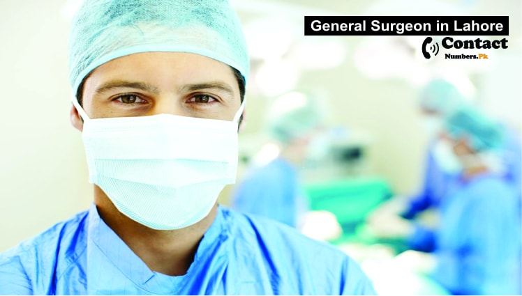 general surgeon in lahore