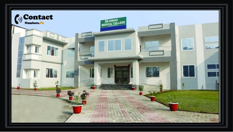 jinnah medical college peshawar