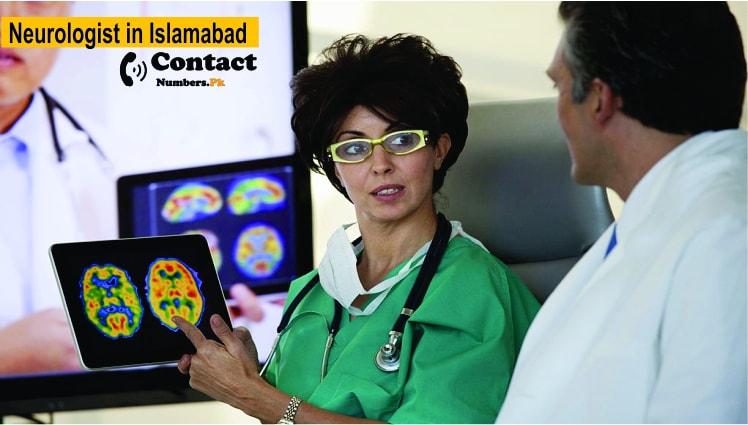 top neurologist in islamabad