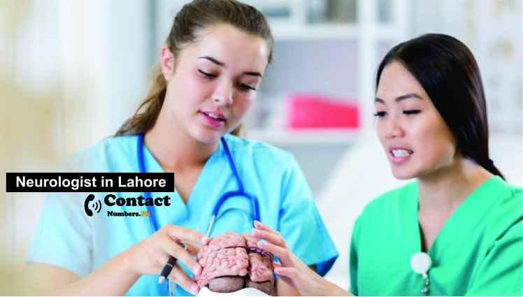 top neurologist in lahore