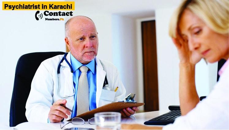 psychiatrist in karachi