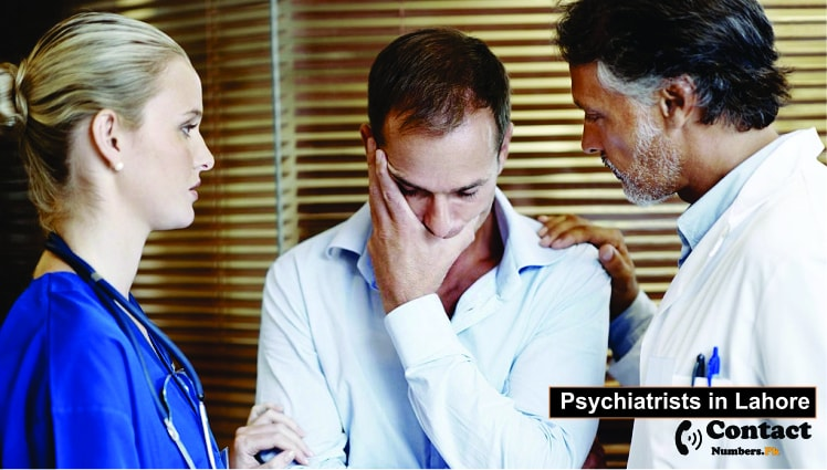 psychiatrists in lahore