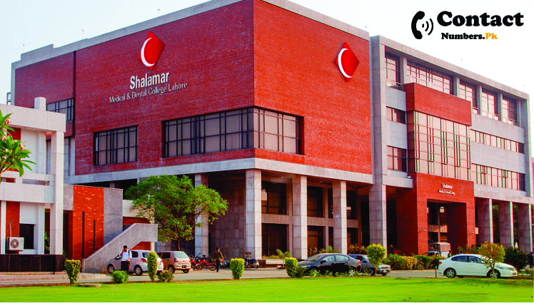 shalamar medical and dental college lahore