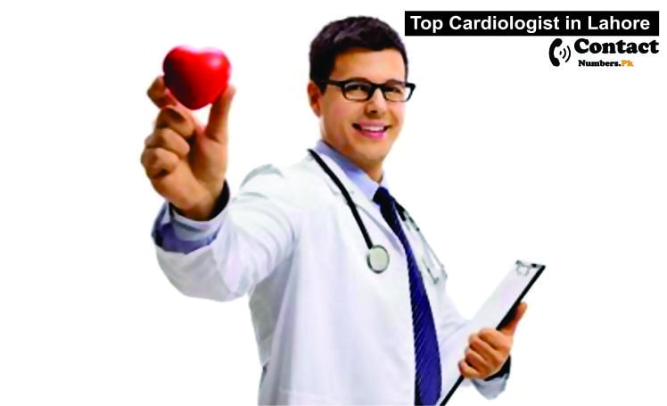 top cardiologist in lahore