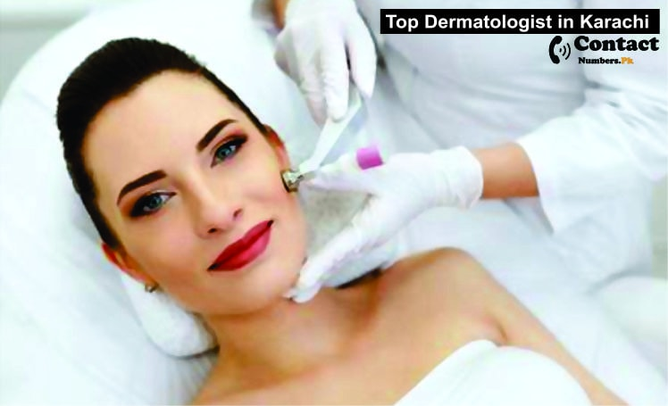 top dermatologist in karachi