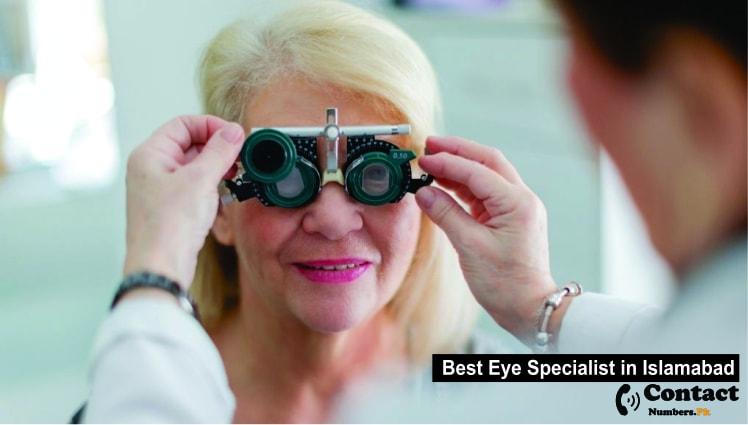 best eye specialist in islamabad