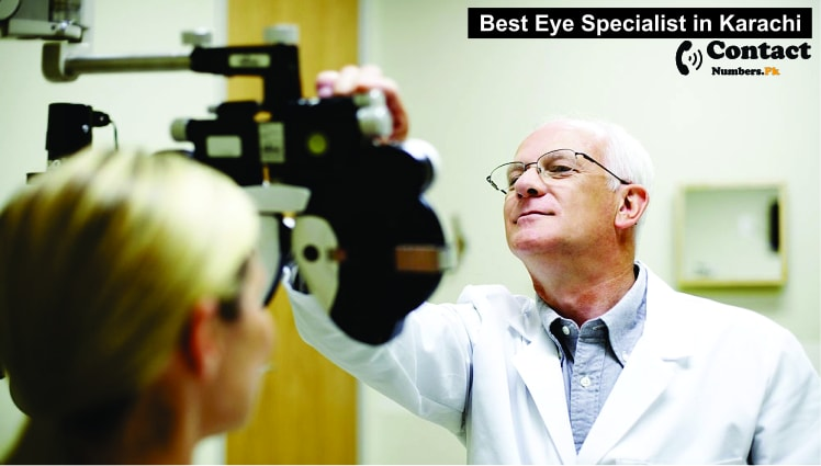 best eye specialist in karachi