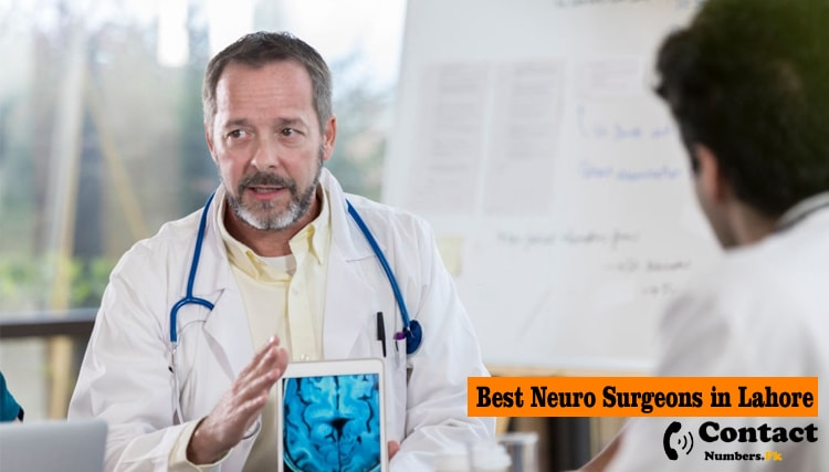 best neuro surgeons in lahore