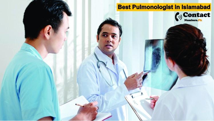 best pulmonologist in islamabad