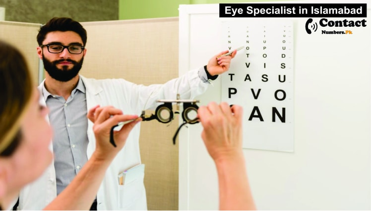 eye specialist in islamabad