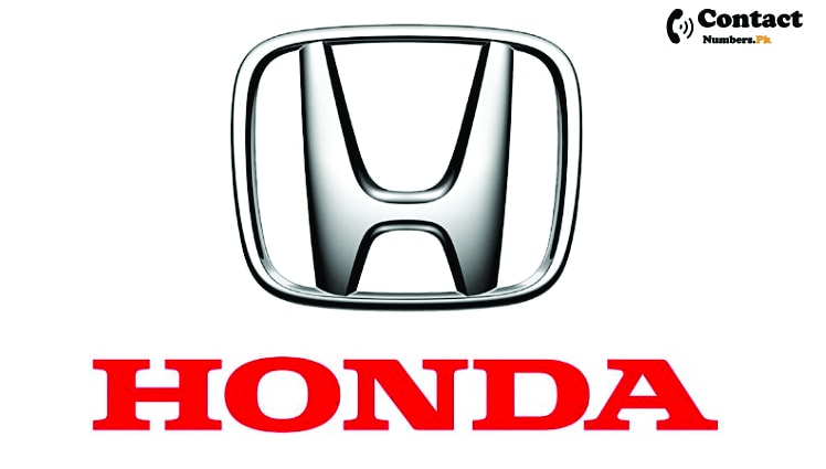 honda car showroom pakistan