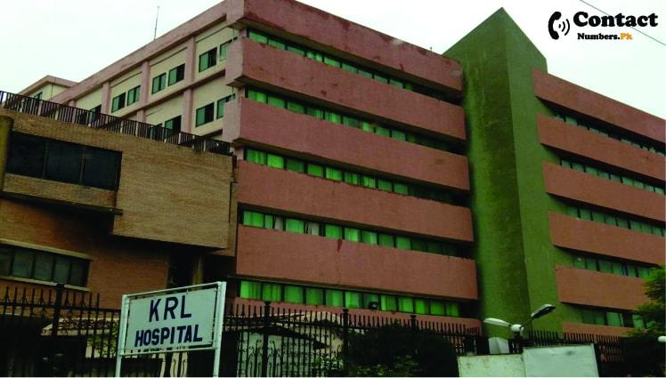 krl hospital islamabad