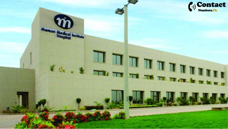 memon hospital karachi