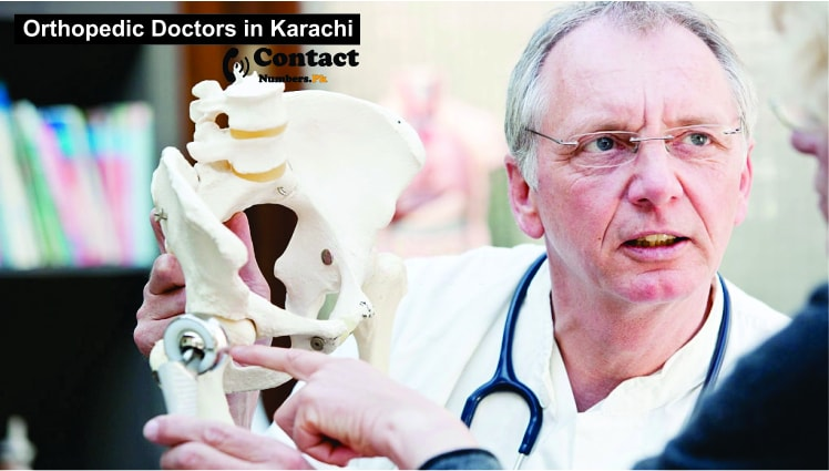orthopedic doctor in karachi