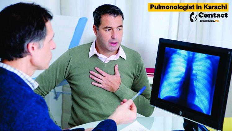 pulmonologist in karachi
