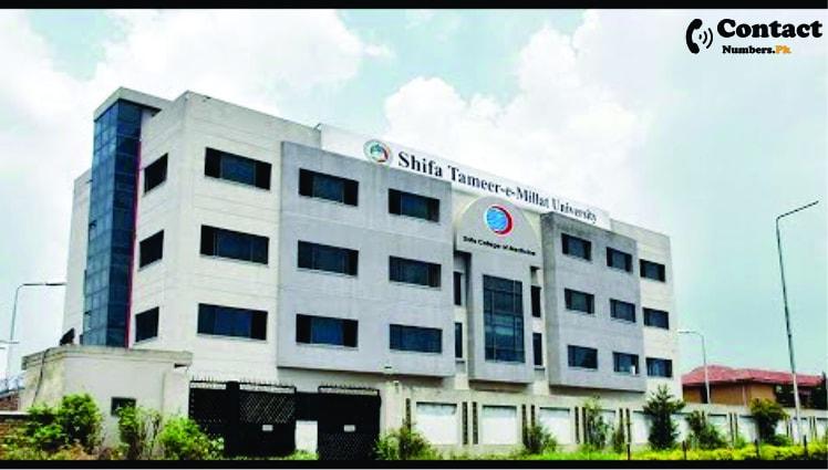 shifa college of medicine