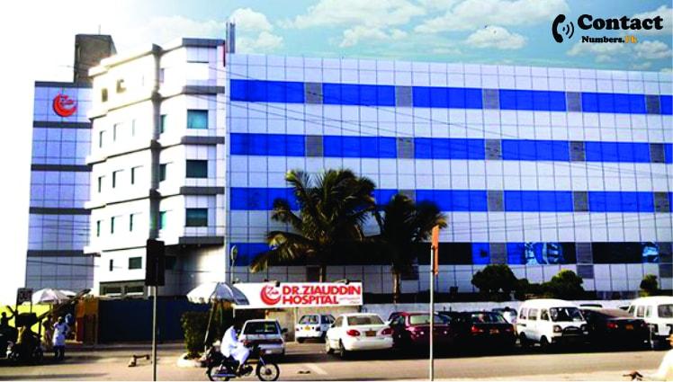 ziauddin hospital karachi