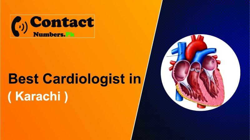 best cardiologist in karachi