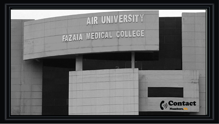 fazaia medical college fmc