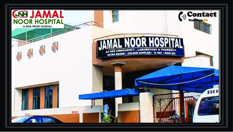 jamal noor hospital jnh karachi