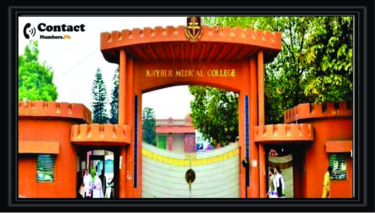 kmc khyber medical college