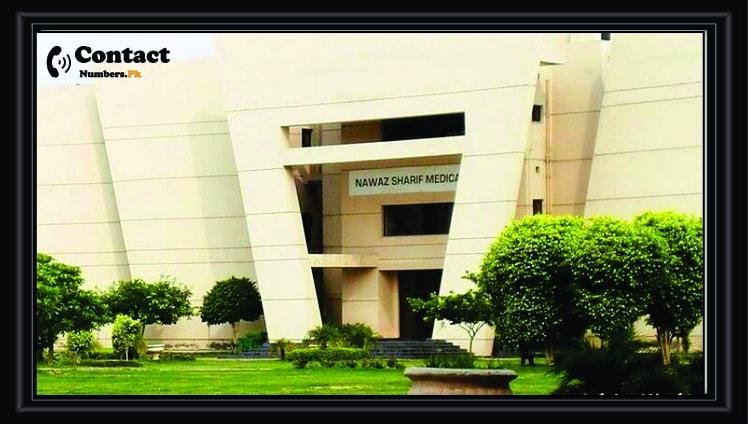 nawaz sharif medical college