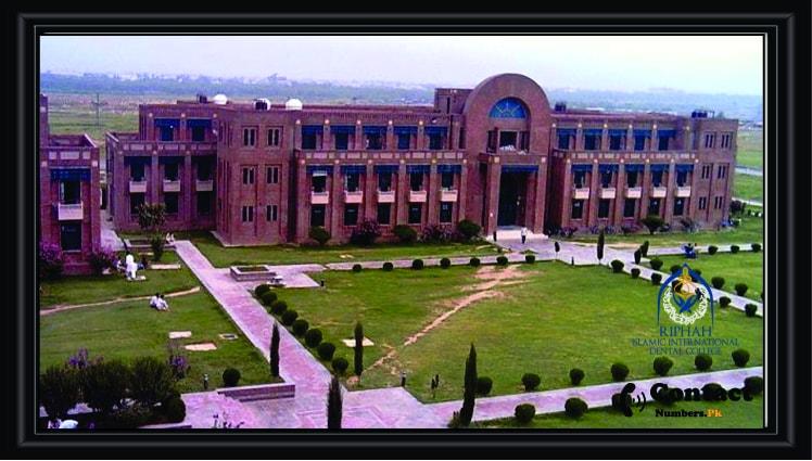 riphah international university riu