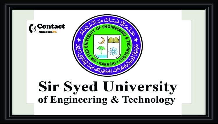 sir syed university of technology karachi