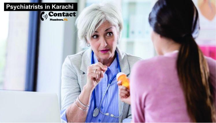 psychiatrists in karachi