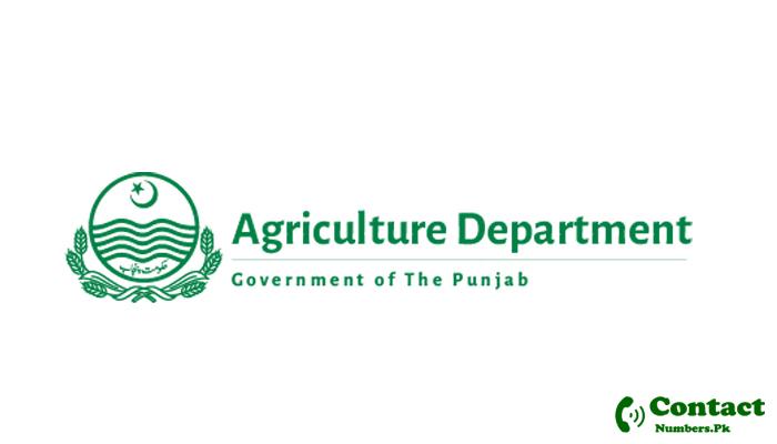 agriculture department helpline number