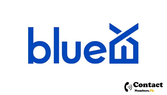 blueex helpline number