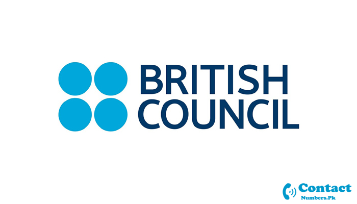 british council helpline number