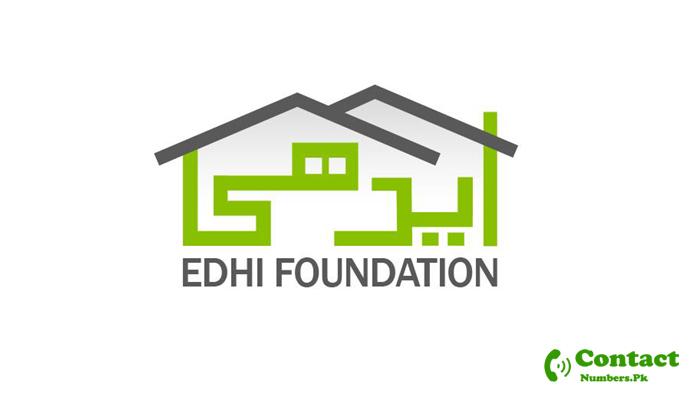 edhi helpline number